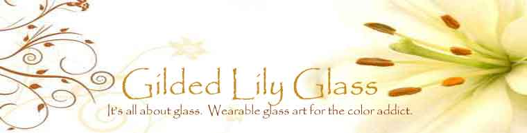 Gilded Lily Glass