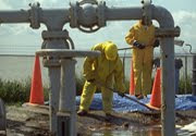 Investigate oil spill clean-up safety – LA speaks to OSHA