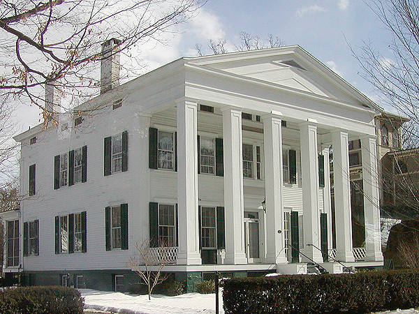 Greek Revival Style Homes for Sale  CIRCA Old Houses