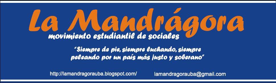 La Mandrágora-Movimiento Estudiantil de Sociales