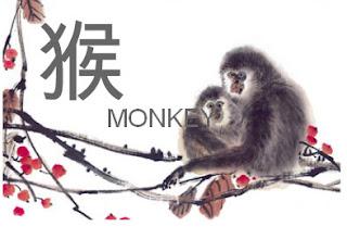 MONKEY / SHIO MONYET (Chinese Astrology 2008)