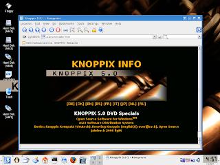 7.0.4 GRATUITEMENT KNOPPIX TÉLÉCHARGER