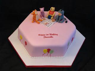 Winnie The Pooh Cake 6