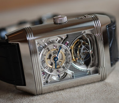 Phenomenal Photos of the Jaeger LeCoultre Reverso Tourbillon