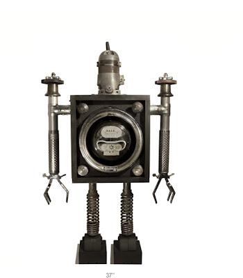 New Clock & Gauge Robots from Bennett Robot Works