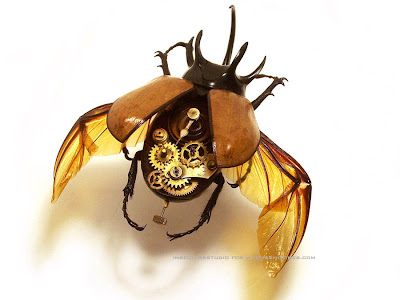 Buggin Out! More Arthropoidal Watchworks from Insect Lab Studio