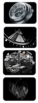 I Totally Forgot!  The Memoire1 Mechanical Memory Watch Was Unveiled