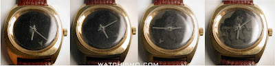 Time To F#%K - Vintage 1970 Erotic Mystery Message Watches