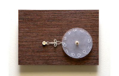 The Firm Hands of Jason Linde's Wenge Clocks