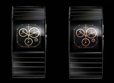 Rado Ceramica Chronograph - Designed by Jasper Morrison