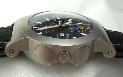 Pita RE2 Chrono by Spanish Watchmaker Aniceta Pita