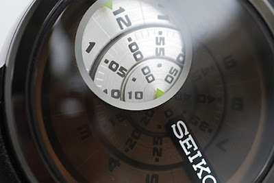 Seiko Moving Design Collection - The Discus