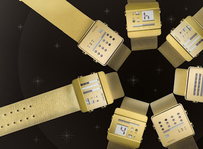 Happy Nooka Year - New Styles & Colors from Nooka Watches