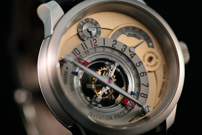 First Hand Experience with Greubel Forsey's Invention Piece No. 1