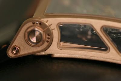 The New BRM Manufacture Birotor BRT-3 In Gold