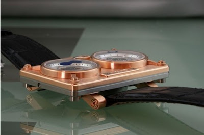 Impressions of an Early HM2 Owner (MB&F Horological Machine No.2)