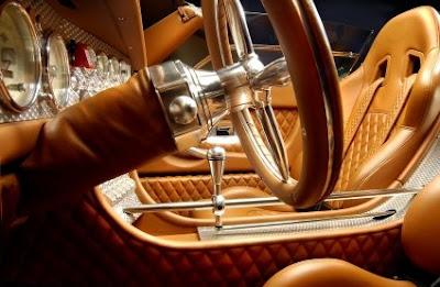 The Car-laboration of Chronoswiss & Spyker