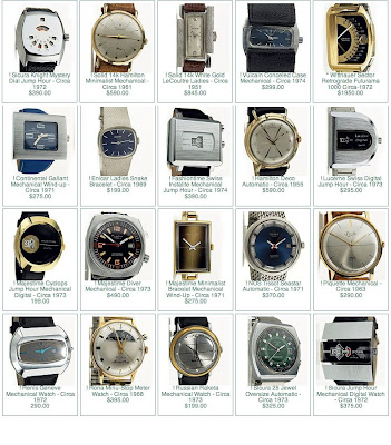 Vintage Watching - A Bumper Crop of New Old Watches