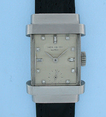 1950s Patek Philippe 'Top Hat'