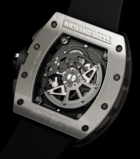 Advance look of the Richard Mille RM011 & RM016