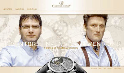 Attack of the Independents - Greubel Forsey 'Invention Piece 1'