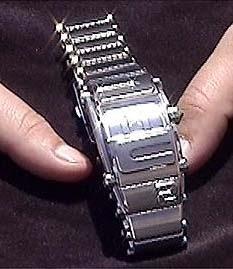 DELOREAN TIME - The DMC2 Wristwatch
