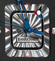 Jean Richard Time Square (Square Time)