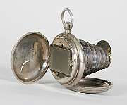 Victorian 1886 Spy Camera Pocket Watch