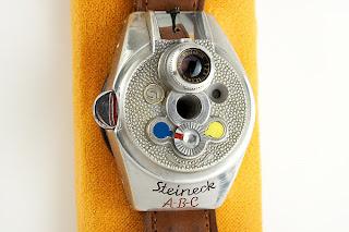 1970 Sipe Steinheil Digital Spy Camera Watch