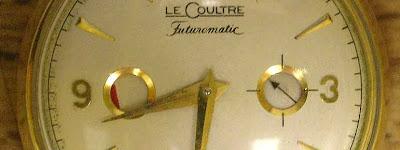 1953 LeCoultre Futurematic