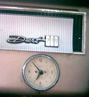 Time On The Road - A Dash of Dashboard Clock History