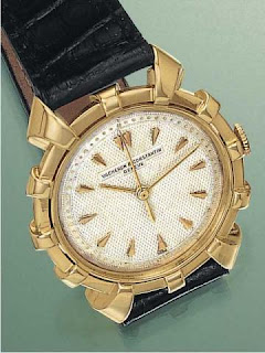 Unusual Vacheron Constantin 1930-1972