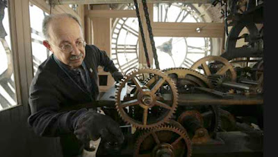 The Clockmaster of New York City