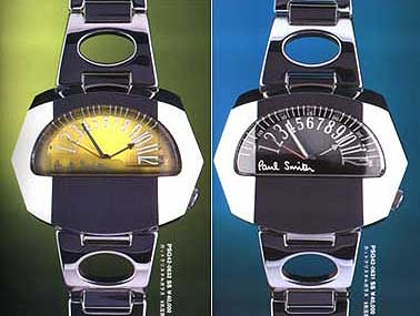 Paul Smith Dashboard Watch