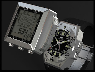 Linde Werdelin Bifometer Instrument Ascent to Everest