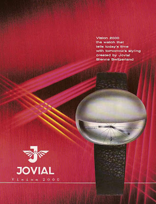 1970 Jovial Vision 2000 - Today's Time with Tomorrow's Styling