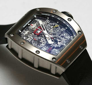 Out of this World! The Richard Mille Planetarium Tellurium