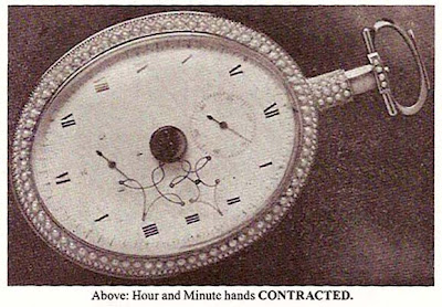 Fitting In and Out - Rare Expanding & Contracting Hand Watches