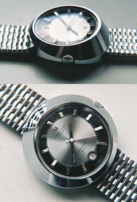 Vintage Watching - Hamilton Odyssee 2001 & Altair Electric