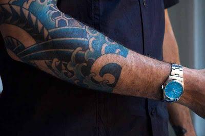 The Aqua Airking and the Aquatic Arm