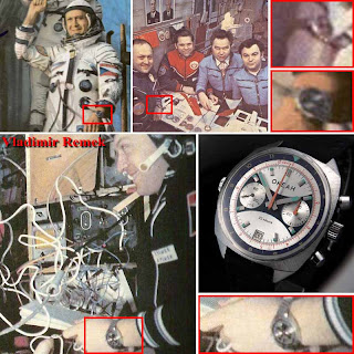 From Russia With Lust - History of Communist and Cosmonaut Wristwatches