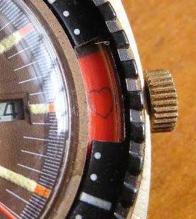 Reminder Watch - 1970 LIP