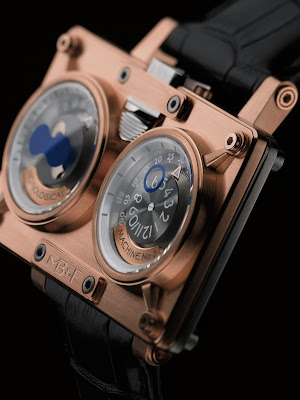 Haute Steampunk! Attack of the Horological Machine No.2