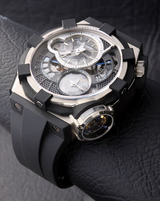 Concord C1 Tourbillon Gravity - Falling Closer Into View