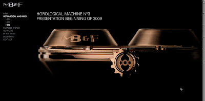 Clock Teaser - The MB&F HM3