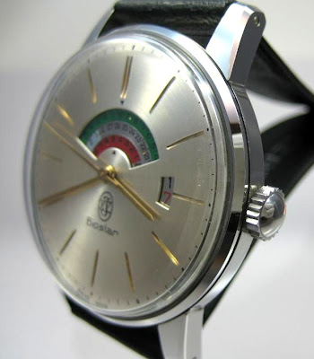 Oddities of the Day - Vintage Certina Biostar Biorhythm Watch