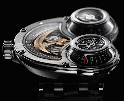 First Look at the HM3 - Horological Machine No 3 Starcruiser & Sidewinder!