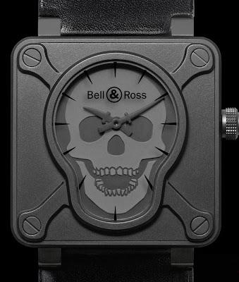 Bell & Ross Instrument BR 01 Airborne - The Talisman Watch