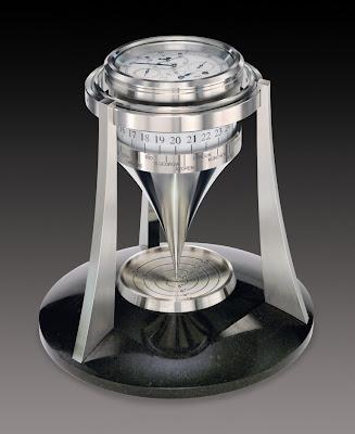CLOCK WISE - Matthias Naeschke NT2 Erwin Sattler Tempus Mobile Clocks