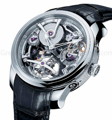 New Releases from Greubel Forsey - Invention Piece No. 3 & Double Tourbillon Technique
